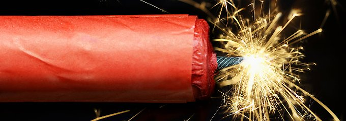 Der Verkauf von Silvesterknallern und Co. erfolgt in diesem Jahr vom 28. bis 30. Dezember.