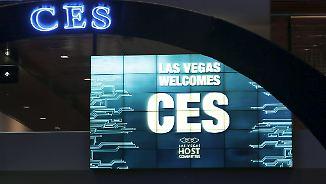 Technik-Messe in Las Vegas: Was erwartet die Besucher auf der CES?