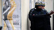 Die Terrorangst ist allgegenwärtig in Paris.