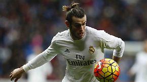 Premier League will aufrüsten: Wie lange hält es Gareth Bale noch in Madrid?