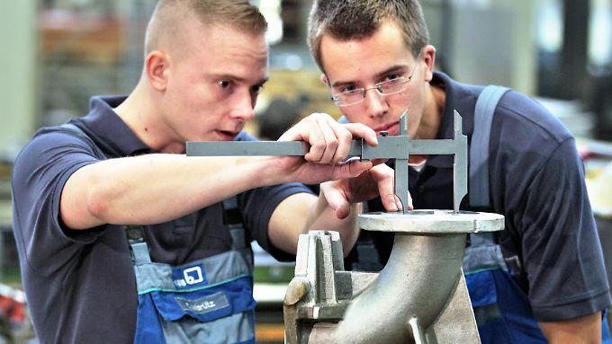 Auch Jüngere wünschen sich Sicherheit, arbeiten oft aber in befristeten Jobs oder Teilzeit.