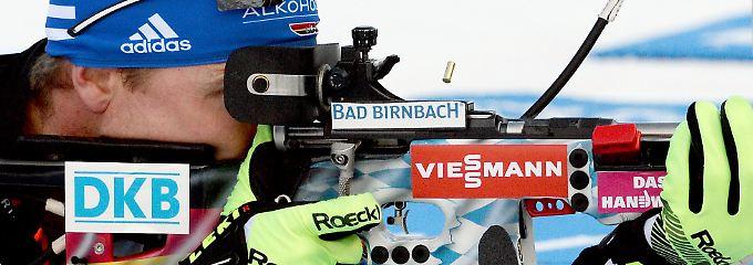 Bester Deutscher auf Platz neun: Andreas Birnbacher.