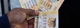 800 Millionen Dollar sind im Topf: Amerikaner können Rekord-Jackpot gewinnen