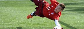 FC Bayern in Katar: 15-jähriger Christian Früchtl darf sich im Trainingslager beweisen