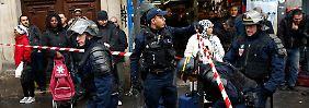 Asylbewerber in Deutschland: Pariser Angreifer wohnte in Recklinghausen