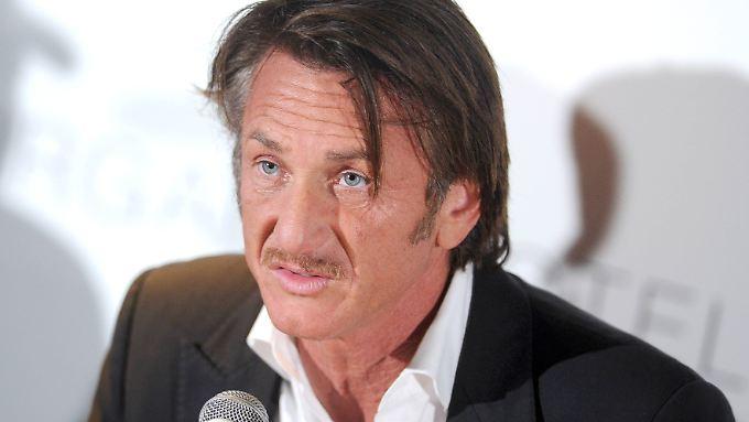 """Sean Penn beschreibt """"El Chapo"""" als """"charismatisch""""."""