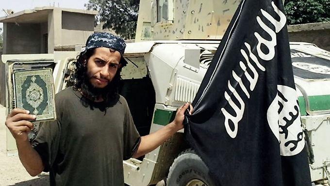 Abdelhamid Abaaoud taucht in den Dokumenten auf.
