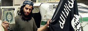 Personalbögen der Terrormiliz: Paris-Attentäter in IS-Akten dokumentiert