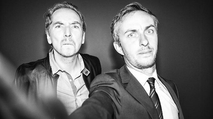 Oli Schulz und Jan Böhmermann sind als Radio-Duo brillant, im Fernsehen müssen sie's erst werden.
