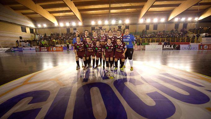 Sporting Locri setzt den Spielbetrieb fort.