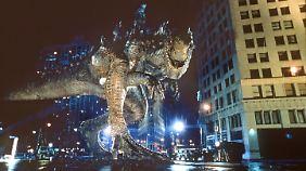 """Eine Szene aus dem Film """"Godzilla""""."""