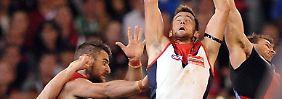 Dopingskandal in Australien: Sportgerichtshof sperrt 34 Footballer