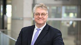 Ulrich Stephan, Chef-Anlagestratege Privat- und Firmenkunden der Deutsche Bank