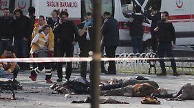 Selbstmordanschlag in Istanbul: Merkel erwartet deutsche Staatsbürger unter den Opfern