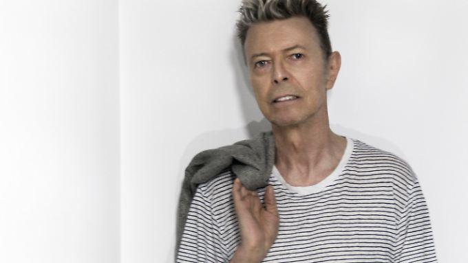 Pop-Legende David Bowie hielt seine Krankheit bewusst geheim.