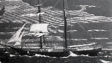 Verlassen, verfallen, mysteriös: Geisterschiffe und ihre Geheimnisse