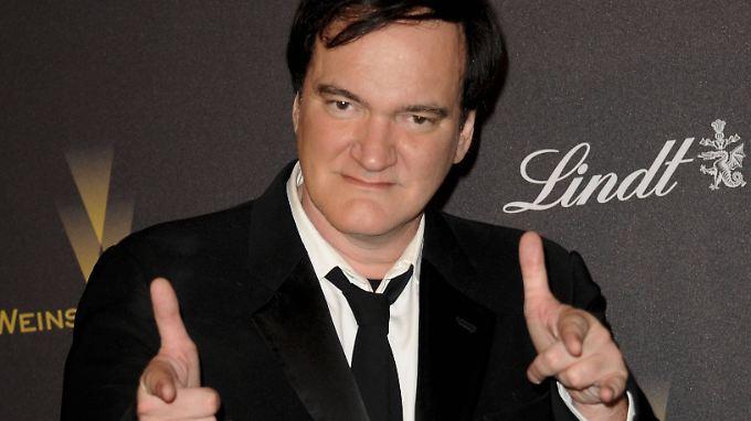 """Im Interview mit dem """"Playboy"""" verkündet Quentin Tarantino sein baldiges Karriereende."""