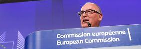 Zum Schutz der Rechtsstaatlichkeit: EU leitet Verfahren gegen Polen ein