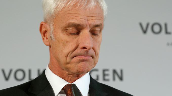 Missglücktes Radiointerview in den USA: VW-Chef Müller spielt Abgasskandal runter