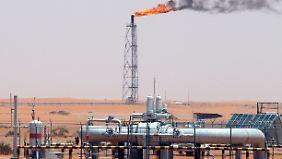Sparzwang wegen Ölpreisverfall: Bevölkerung in Saudi-Arabien stellt sich auf harte Zeiten ein