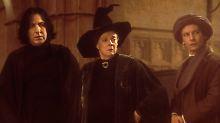 Neues rund um Harry Potter: Rowling schreibt Hogwarts-Geschichte weiter