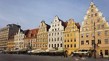 Europäische Kulturhauptstadt 2016: So schön ist Breslau