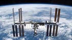 Milliardengeschäft im Weltraum: Nasa vergibt ISS-Versorgungsflüge an private Firmen