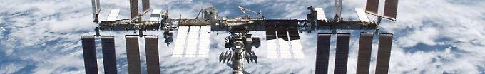 Der Tag: 6:34 Wohnmodul-Test auf der ISS scheitert