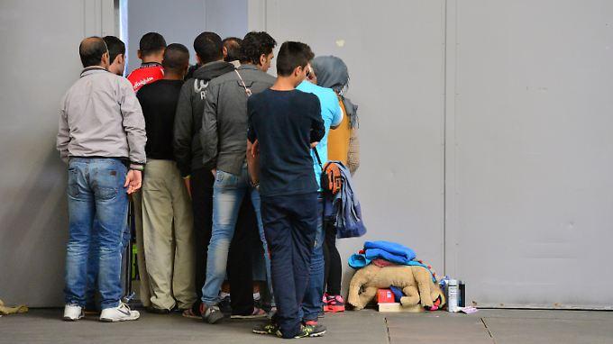 Viele Maghreb Staaten weigern sich vor der Aufnahme nach Europa geflüchteter Menschen.