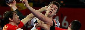 Unnötige Pleite gegen Spanien: EM-Fehlstart frustriert deutsche Handballer