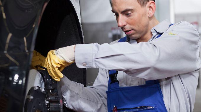 Die Studie kritisiert die Qualitätsstandards der Automobilbranche.