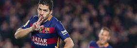 Tor-Spektakel in Primera Division: Barcelona bleibt Madrid auf den Fersen