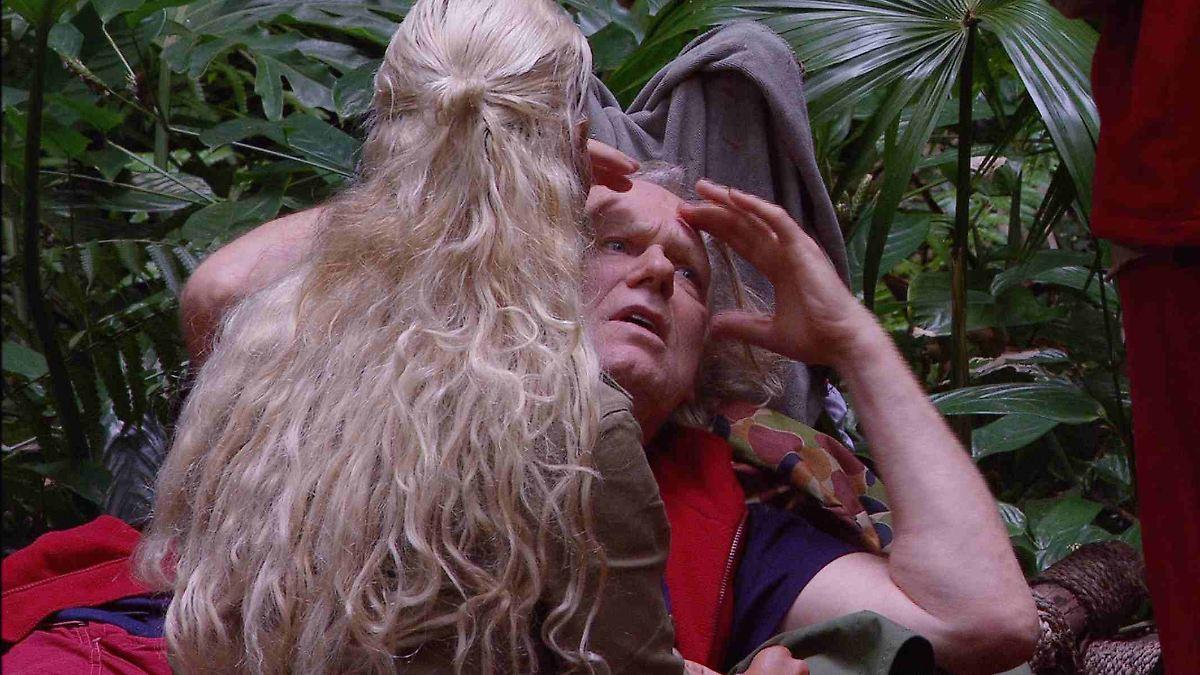 Dschungelcamp Tag 3: Nur doofe Männer stehen auf große