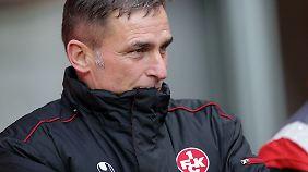 Stefan Kuntz will seine Tätigkeit als Vorstandsboss vom 1. FC Kaiserslautern zum Saisonende beenden.