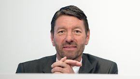 Adidas-Aktie legt zu: Henkel-Chef Rorsted wechselt zu den drei Streifen