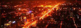"""""""Neue Normalität"""": China meldet niedrigstes Wachstum seit 1990"""