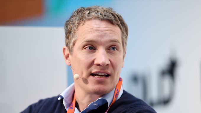 Laut Oliver Samwer wird gemeinsam mit dem Fonds in Startups investiert.