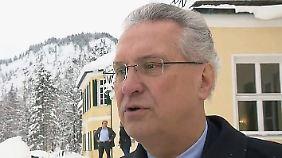"""Joachim Herrmann zum Flüchtlingsstreit: """"Wir haben nicht mehr viel Zeit"""""""