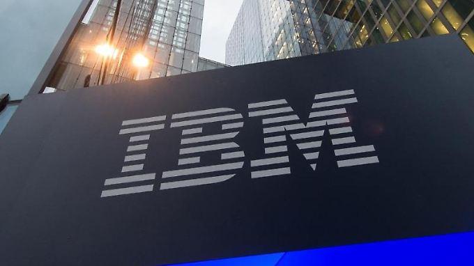 Weiterhin keine guten Nachrichten aus dem Hause IBM.