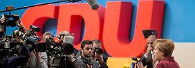 """Merkels Flüchtlingspolitik: """"Die CDU-Basis denkt ganz anders"""""""