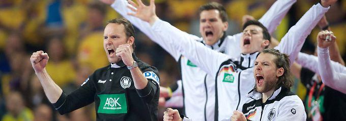 """""""Es ist alles einfach sehr, sehr eng"""": Bundestrainer Dagur Sigurdsson."""