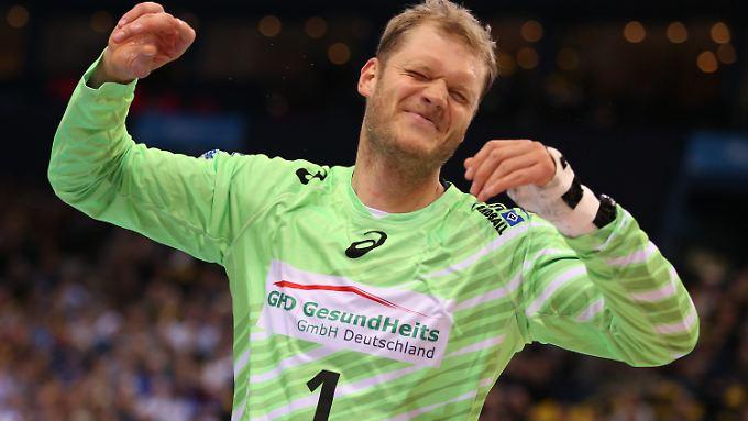 HSV-Keeper Johannes Bitter hat sich bereits einen neuen Verein gesucht.