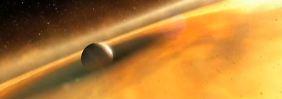 Am äußersten Rand des Sonnensystems: Astronomen entdecken möglichen neunten Planeten