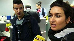 Deutschland-Traum erfüllt sich nicht: Geflohene Iraker kehren in ihre Heimat zurück