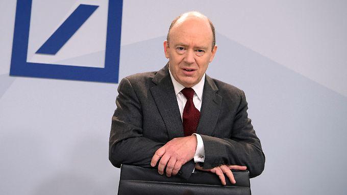 Deutsche-Bank-Chef John Cryan wird noch Jahre mit den Skandalen der Vergangenheit zu kämpfen haben.
