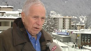 """Nobelpreisträger Phelps in Davos: """"Sichtweisen sind düsterer, als sie sein müssten"""""""