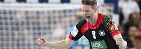 Ungarn wartet in EM-Hauptrunde: Handballer wollen Sieg-Flow konservieren