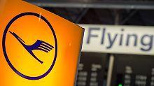 Die Lufthansa-Kunden freut's.