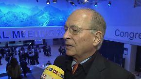 """Ischinger zu den weltweiten Krisen: """"Sicherheitspolitik ist jetzt das große Thema"""""""