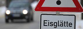 Regenfront aus dem Westen: Gefährliche Glätte überzieht Deutschland